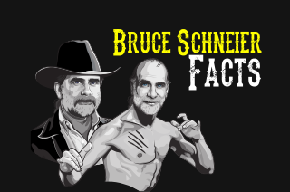 Bruce Schneier, The Facts
